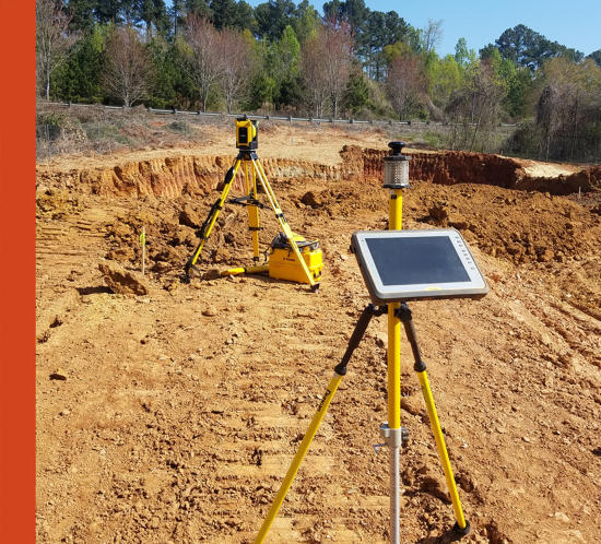Total stations and 3D laser scanners improve accuracy